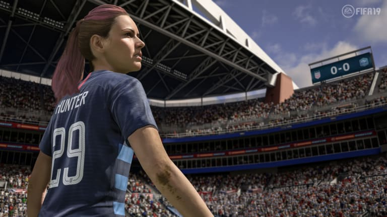 In the latest chapter of The Journey, players chase glory in the UEFA Champions League and FIFA Women's World Cup.