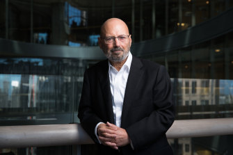 Australia's ambassador to the US, Arthur Sinodinos, was one of the diplomats hit by the phishing scam.