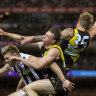 Pies, Tigers will reopen AFL season: McGuire