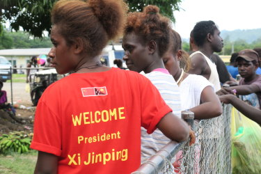 China's already active diplomacy and investment in the region could extend to assisting an independent Bougainville.