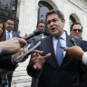 Honduras President helped move drugs, say US prosecutors