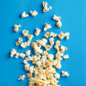 Students at Bondi Public School were given popcorn if their parents paid the voluntary school fees early