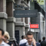 Refunds refused after high-end tailor Rhodes & Beckett's quiet collapse