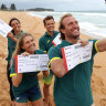 Australian surfers ready to 'pack a sting' at Tokyo Games