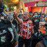China imposes new laws on Hong Kong, US implements sanctions