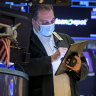 ASX set to jump on Wall Street rebound; Bitcoin surges