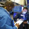Wall Street stumbles as Yellen, Powell spook investors