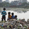 Climate disasters imperil Bangladesh kids' lives and future: UN