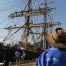 'Rid Fleet of this virus': turmoil deepens in tall ship organisation
