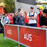 Sadness, disappointment and fury as Australian Grand Prix cancelled