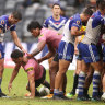 Foul play to trigger new 18th man concussion substitute rule