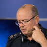 Top cop cleared by WorkSafe investigation of alleged bullying