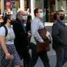 Another week of masks signals shift in Queensland's pandemic response