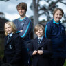 What the blazers? Box Hill college dumps old uniform for activewear
