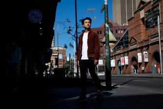 Vince Lam, a recent graduate in Marketing and Design, has managed to secure a job in Sydney.