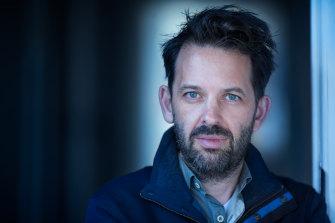 Antony Loewenstein, investigative journalist.