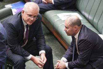 Prime Minister Scott Morrison and Treasurer Josh Frydenberg will consider a proposal for opt-in superannuation increases.