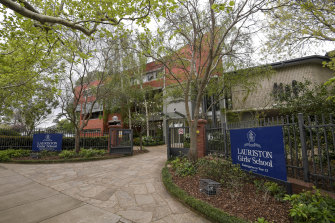 Lauriston Girls' Grammar will close until the end of term one.