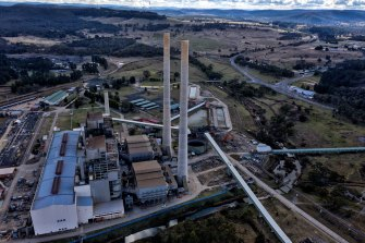 """Known as """"Wang"""", the 1000-megawatt coal-fired power station was commissioned in 1957. Demolition teams will detonate the two smokestacks later this year as the site takes on new roles."""
