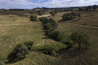 Regis Resources is planning to build a tailings dam for its proposed gold mine across headwaters of the Belubula River, a tributary of the Lachlan River.