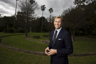 Planning and Public Spaces Minister Rob Stokes says the changes will give parks a more powerful voice.