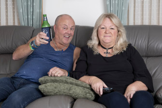 It shouldn't work but it does: Gogglebox's Keith and Lee are back.