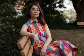 Netflix Australian head of original content, Que Minh Luu.