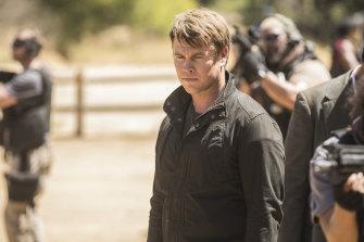 Westworld's Luke Hemsworth stars in Bosch & Rockit with Lucas.
