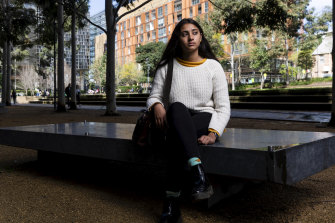 Manjot Kaur is one of many young people who think their quality of life is being compromised by climate change inaction.