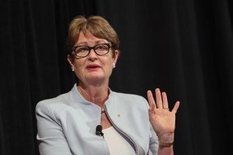 """""""It's helpful as a chair and as a board generally to have people who are not known to each other working together,"""" says Commonwealth Bank chair Catherine Livingstone."""