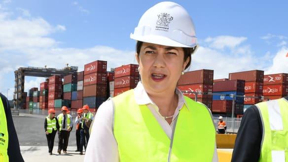 Queensland Premier presses Adani to prove jobs and finance credentials