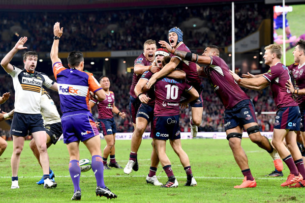 The Super Rugby AU final last month appears a long time ago as fresh doubts emerge over the trans-Tasman arm of the competition.
