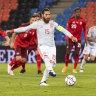 Ramos causes missed spot kick drama on record-setting night