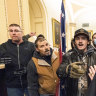 Capitol rioter who smoked marijuana in senator's office is arrested