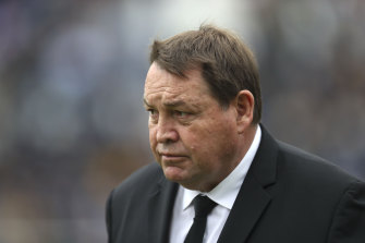 Steve Hansen will join the Bulldogs in a consultancy role.