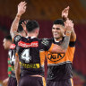 The NRL's richest club in a 'fight for survival'