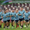 How 'Dr Cool' will help Socceroos stay chilled in 40-degree Qatar furnace