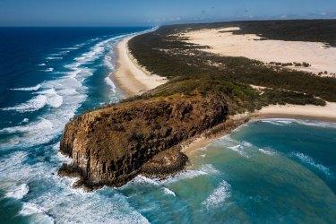 Indian Head, Fraser Island.
