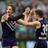As it happened: Freo stun Geelong, Port smash Dons, GWS pip Swans