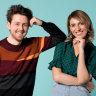 How Melanie Bracewell and Tim McDonald got their own show