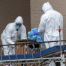 New York faces coronavirus onslaught as state's dead nears 9/11 toll