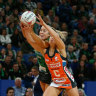 Coach frustrated by Giants, not netball timekeeper
