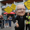 Coalition is to blame for uncertainty over climate costs