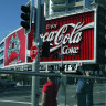 Coke and a smile: why Australian investors got a great deal