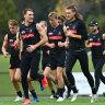 No longer prime time: the AFL's Collingwood test