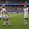 Football critics take note, potent women are their own best cheerleaders