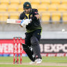 Finch takes game from New Zealand in stunning over