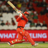 Harvey stuns Stars as Renegades come from clouds