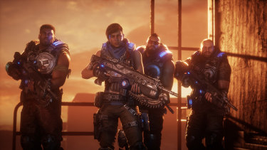 Gears 5's campaign moves to a new protagonist in Kait, but is filled with new gameplay elements and story twists to stun long-time fans.