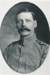 Captain Charles Littler was the last Australian soldier evacuated from the ANZAC position at Gallipoli in December 1915